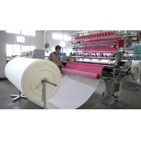China Commercial 76 Inch Automatic Quilting Machine 1.6 Meters For Car Cushion Protectors wholesale