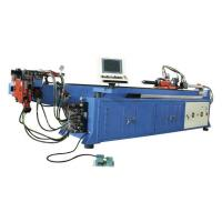 China SW38-90° double-head hydraulic pipe bender on sale