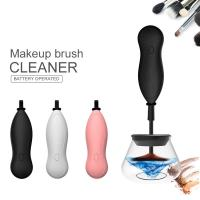 China Durable Cleaning Tool Battery Makeup Brush Cleaner SG101 PC ABS Material wholesale