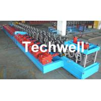 Buy cheap Quick Change C / Z Shaped Purlin Roll Forming Machine  / Channel Roll Forming Machine from wholesalers