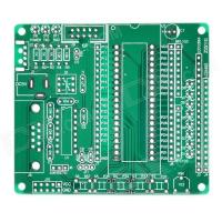 China Chinese 0.5 - 3oz Copper FR4 Prototype PTH, NPTH Double Sided PCB Circuit Board wholesale