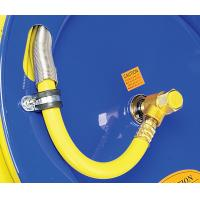 Quality Goodyear Retractable Air/Water Hose Reel with 3/8-Inch by 50-Feet Hybrid Hose Heavy Duty Max. 300PSI Lightweight for sale