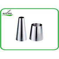 China High Performance Sanitary Butt Weld Fittings Concentric Eccentric Reducer Fitting wholesale