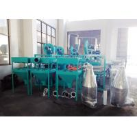 China 60 Mesh Wood Pulverizer Machine Dust Free Compact Structure Water Spray Cooling wholesale