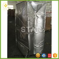 China 3A-2B-3A Bubble Foil Roof Insulation for moisture proof and heat break thermo break wholesale