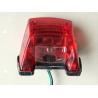 China BROSS Groupware Motorcycle Tail Light 12V / Universal motorcycle custom tail lights wholesale