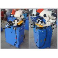 China Easy Operation Pneumatic Pipe Cutting Machine Semi Automatic High Control Accuracy wholesale