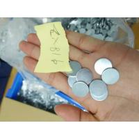 China Professional customized N42 Disc NdFeB water meter magnet D10x1.5mm wholesale