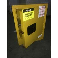 China 4 Gallons Flammable Safety Cabinets Storage For Gas Station Combustibles wholesale