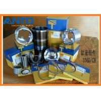 China C9 Engine Liner Kit Fit For CAT 336D Excavator , Forged Engine Piston 197-9297 324-7380 265-1401 wholesale