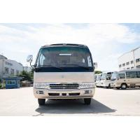 China Road Sightseeing High Roof Coaster Minibus Environmental Low Fuel Consumption wholesale
