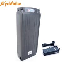 China LG cell Rear Rack Electric Bike Lithium Battery 52v 16ah High capacity wholesale