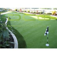 Anti - Wear Performance Artificial Golf Green Grass With SGS CE Certification