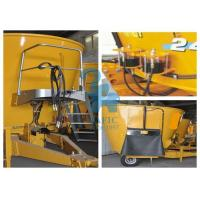 China Upright Sheep Forage TMR Feed Mixer Wagon With With Auger 75kw Power wholesale