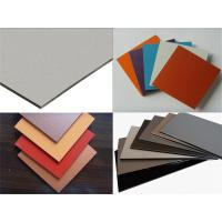 Buy cheap Aluminum Composite Panel For Interior and Exterior Walls ,Ceilings Decoration product