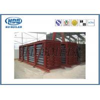 China Coal Fired CFB Boiler Economizer Water Heat H Finned Tube / Spiral Finned Tube wholesale