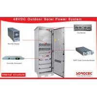 China IP55 Telecom Solar Power Systems With Remote Monitoring System Operation wholesale