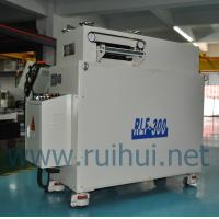 China Material Thickness 0.1 - 1.4mm Steel Plate Straightening Machine With High Precision wholesale