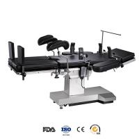 China CE approved surgical electric hospital  back surgery operating table wholesale