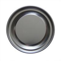 China Embossing Colored Food Grade OEM Tin Can Cap for Paper Tube on sale