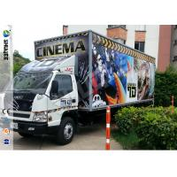 China Mobile Truck 7d Simulator 7D Cinema System With Electronic Hydraulic Motion Seats wholesale