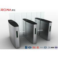 China Electronic Security Sliding Turnstile Gate 304 Stainless Steel Material CE Approved wholesale