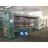 China Heavy Duty Hexagonal Wire Netting Machine For Steel Rod With Automatic Stop System wholesale