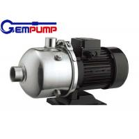 China CHL Multistage High Pressure Pumps 0.37~4.4 kw Power cast iron Material wholesale