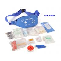 China Medical Product Convenient Nylon Bag First Aid Kits For Dog / Cat Pets wholesale