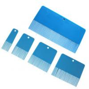China Graining Combs Set of 5, Item# RY1130-1138 wholesale