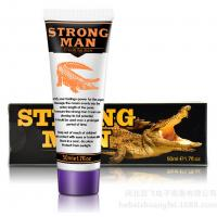 China Strong Man Male Delay Cream To Help Men Enlarge Penis Size, 50ml Strong Man Enlargement Cream For Men on sale