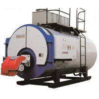 China Heavy Oil Condensing Steam Boiler Environment Protective Large Chamber wholesale