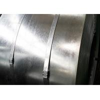 China Hot Dip Galvanised Steel StripSolar Photovoltaic Support Material wholesale