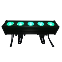 Buy cheap 5PCS 30W COB RGBW 4in1 Pixel LED Wall Washer Light Color Changing Waterproof Led from wholesalers