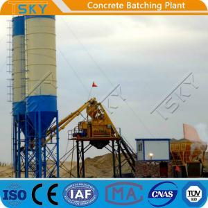 China Full Automatic PLD4800 Stationary Batching Plant wholesale