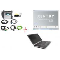 China Wireless MB SD C4 Benz Mercedes Diagnostic Tool With Dell E6420 Support Cars / Trucks wholesale