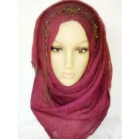 China Red Hijab Scarf (LC-C027) wholesale
