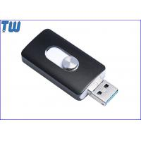 China Sliding Button 32GB USB Disk Drive Smart Mobile Phone External Storage on sale