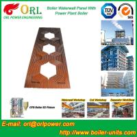 China Environment Friendly Boiler Water Walls Customization Corrosion Resistance wholesale