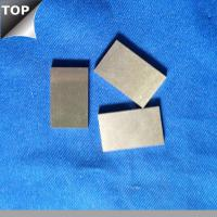 China Powder Metallurgy Process Silver Tungsten Alloy Welding Electrodes High Precision wholesale