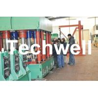 China Steel Silo Corrugated Roll Forming Machine For Steel Corrugated Sheets, Galvanized Sheet wholesale
