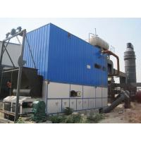 Quality Coal Fired Vertical Thermal Oil Boiler For Industrial , Hot Oil And Coal Fuel for sale