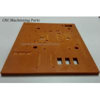 China Red 5 Axis CNC Milling Machining Parts Bakelite Voltage Test Fixture on sale