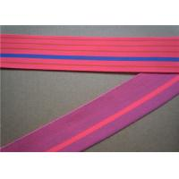 Quality Dying Heavy Duty Elastic Webbing For Furniture , Hammock Webbing Straps for for sale