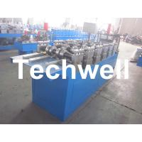 China Steel Furring Channel Cold Roll Forming Machine For Steel Roof Ceiling Truss wholesale
