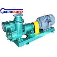 China FZB Fluoroplastic alloy Self Priming Centrifugal Pump acid red Cast Iron strong alkali pump wholesale