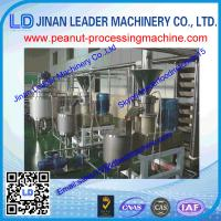 China stainless steel peanut grinding machine made in china with CE/ISO9001 according to request wholesale