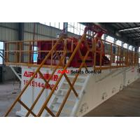 China O&G drilling rig mud recycling solids control system for sale at Aipu wholesale