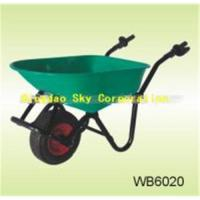 China Extra heavy duty wheelbarrow WB6020 wholesale