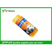 China Disposable Lint Roller Remover Dog Lint Roller With Plastic Handle HL0150R wholesale